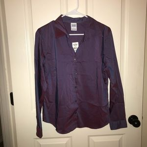 Old Navy Button Down Collared Shirt